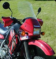 Kawasaki Kla Motorcycle